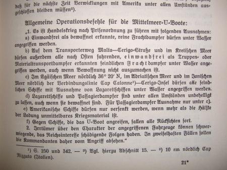 Allgemeine Operationsbefehle - Oktober 1916