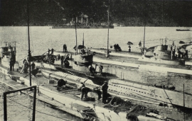Deutsche U-Flottille Pola