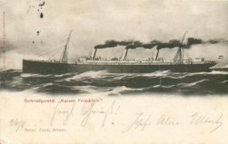 S/S Kaiser Friedrich