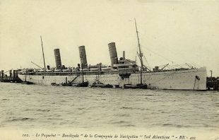 S/S Burdigala 1913
