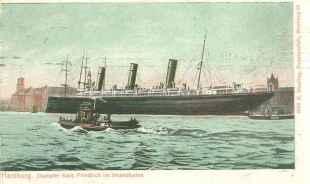 Kaiser Friedrich - Strandhafen
