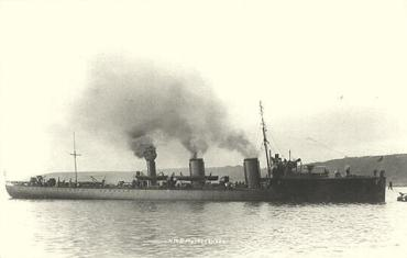HMS Rattlesnake