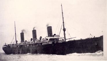 Το S/S Kaiser Friedrich