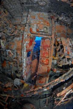 Cockpit door