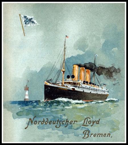 S/S Kaiser Friedrich, μετέπειτα - later S/S Burdigala (1897-1916)